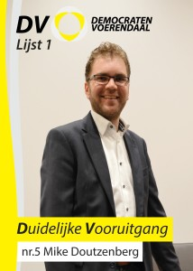 5 - Mike Doutzenberg